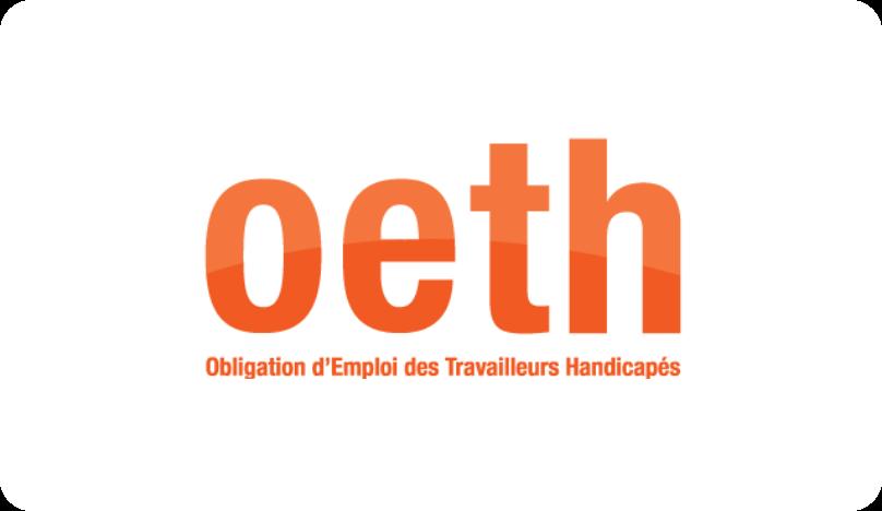 Le logo de OETH.