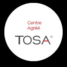 Le logo de Tosa Excel.
